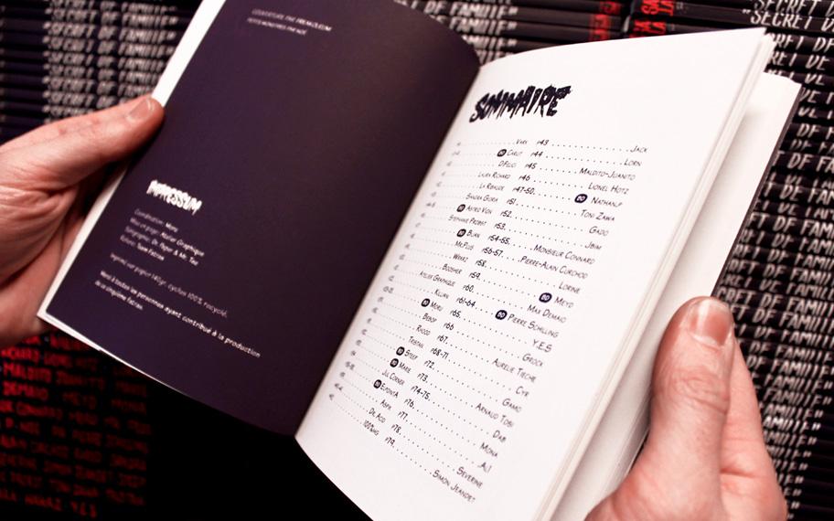 Mise en page, graphisme, graphiste, Genève, Atelier Graphique, Fanzine, Illustration, Sérigraphie