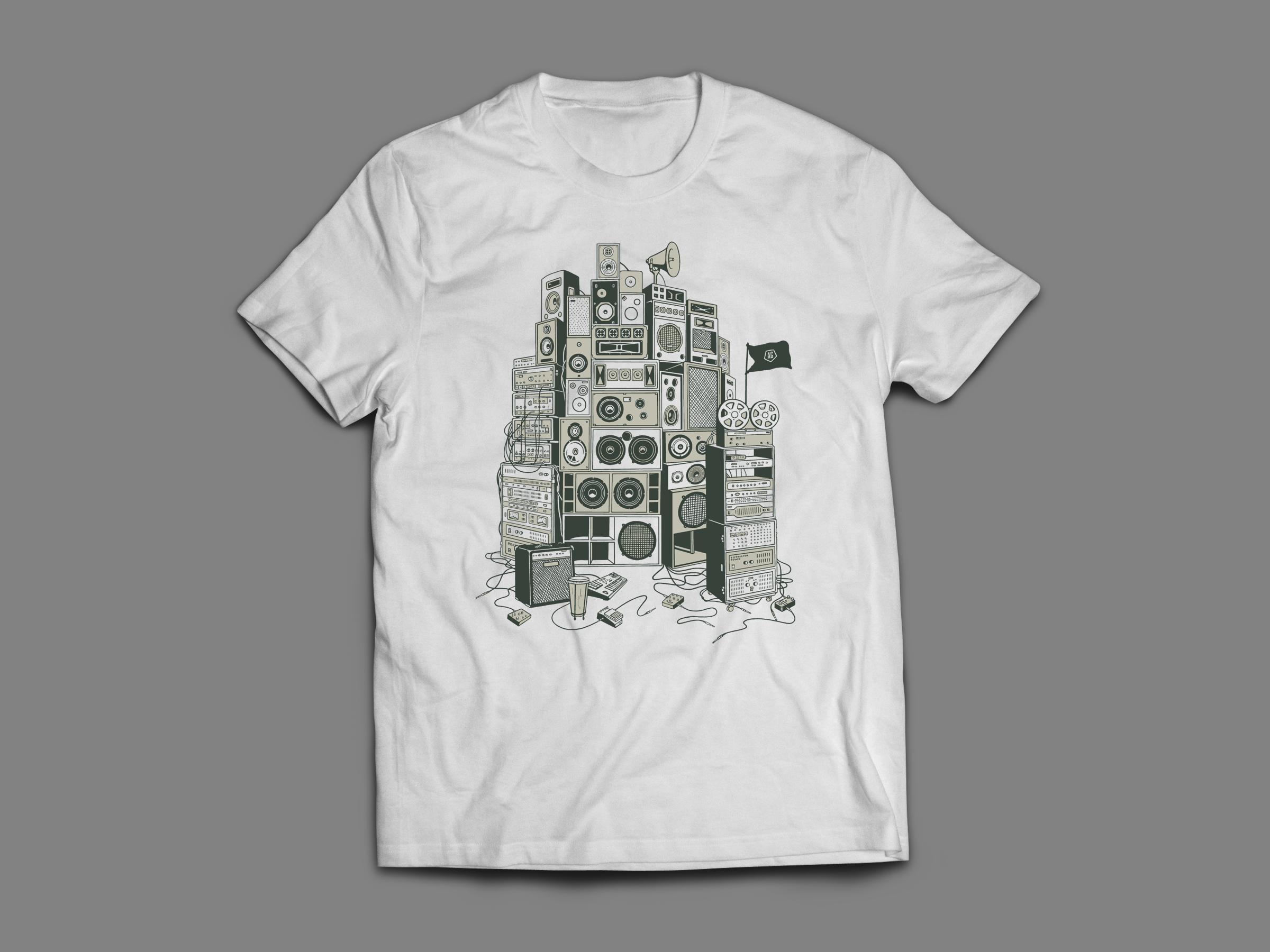 T-shirt, sérigraphie, Graphisme, Graphiste, Communication, Design, illustration, Atelier Graphique, Genève