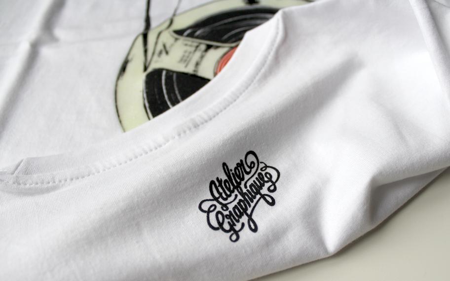 Atelier Graphique, Graphisme, Création graphique, Communication, T-shirts, sérigraphie