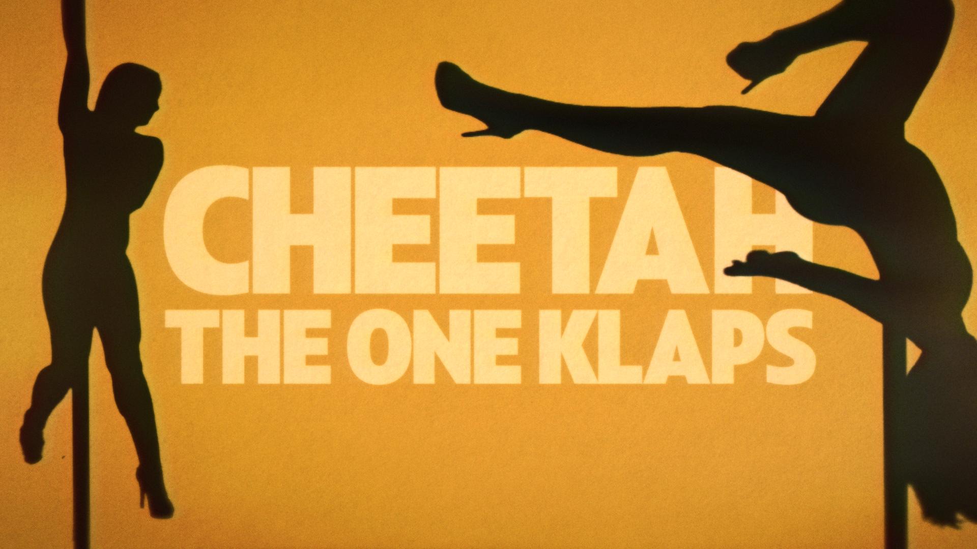 The One Klaps - Cheetah, Atelier Graphique, Genève