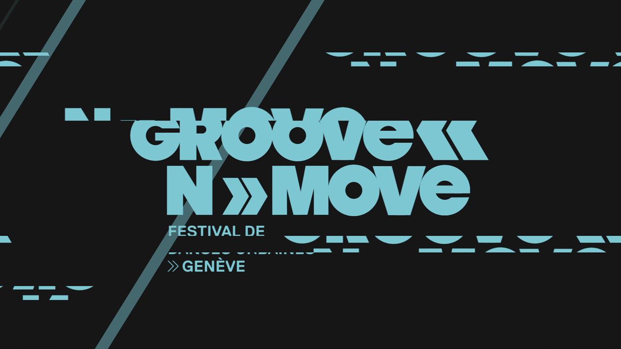 Groove N Move, Atelier Graphique, Genève