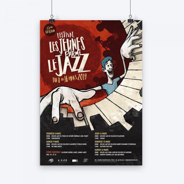 Festival Les Jeunes Parmi Le Jazz 2019