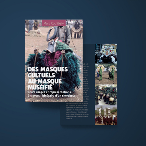 Des masques cultuels au masque muséifié