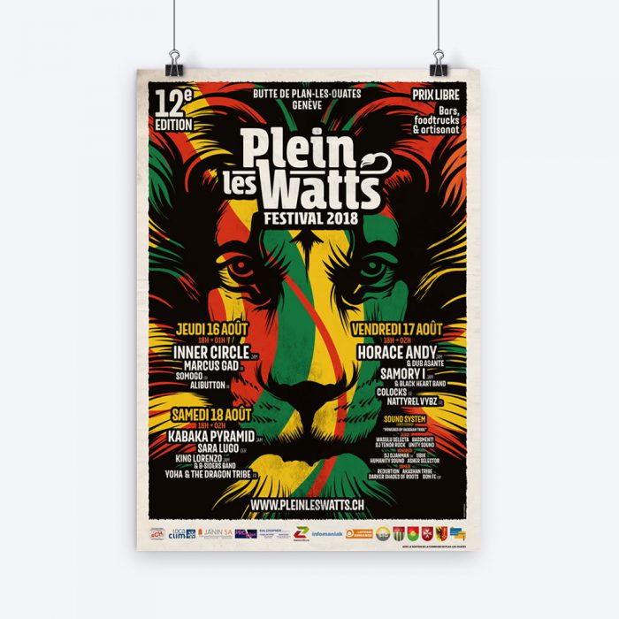 Plein Les Watts Festival