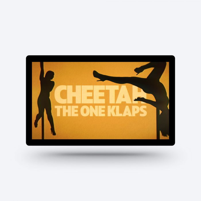The One Klaps – Cheetah