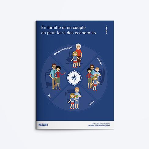 Dépliant «Familles» Unireso
