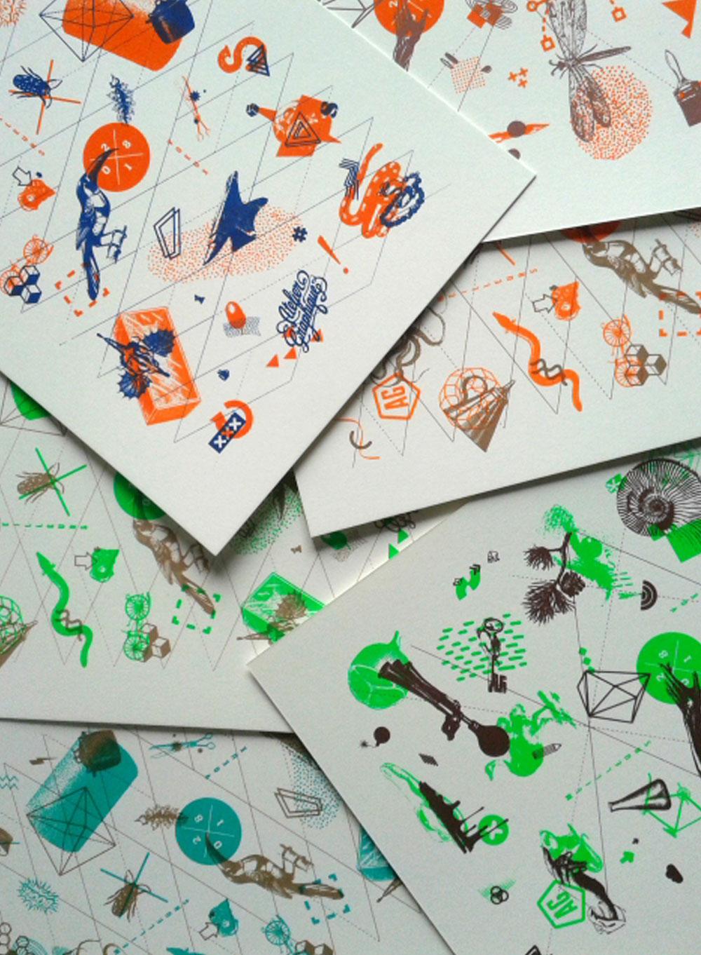 Atelier graphique, Genève, Graphisme, Communication visuelle, Graphiste, identité visuelle, Création graphique, Création de logo, mise en page, édition, Graphisme éditorial, mise en page de magazine, illustration, sérigraphie