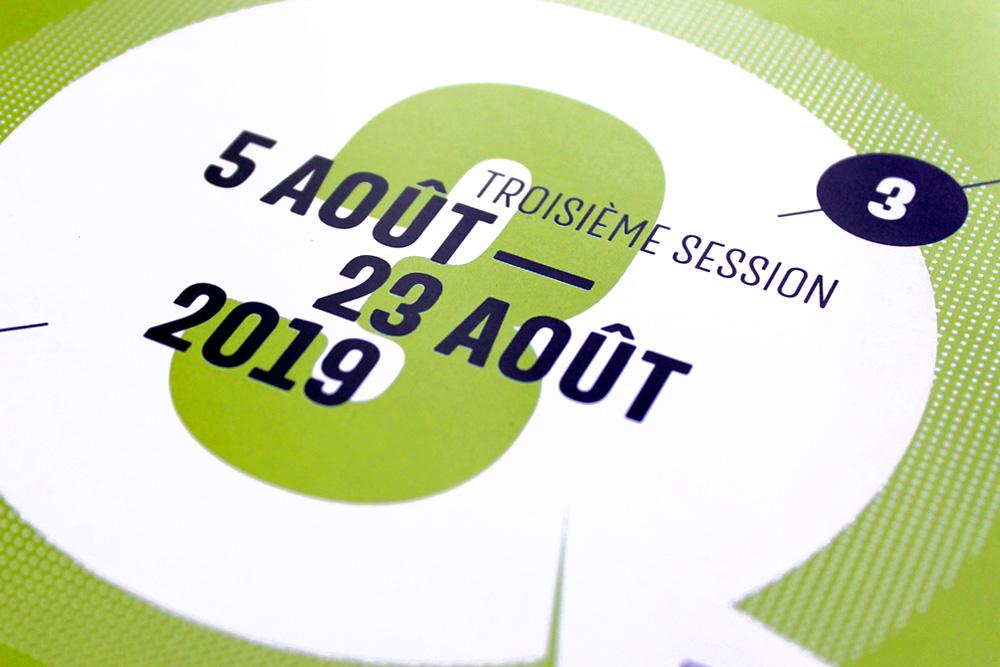 Graphisme, Graphiste, Communication, communication visuelle, Agence de communication, Atelier graphique, Genève, Dépliants