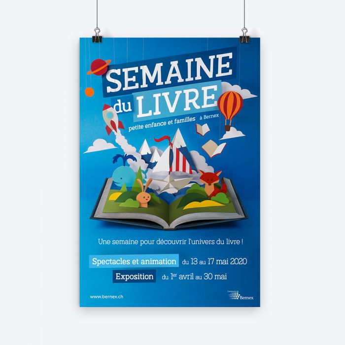 Semaine du Livre à Bernex